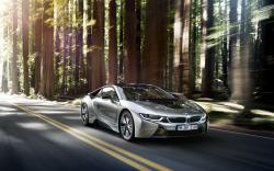 Awesome BMW i8 Wallpaper 3594
