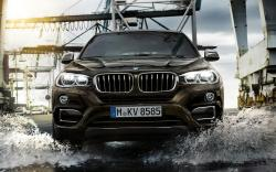 Awesome BMW x6 Wallpaper 36986
