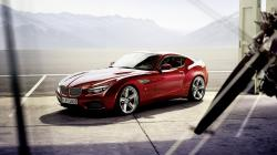 BMW Zagato Wallpaper