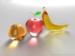 3D Fruit Wallpaper 13665