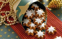Holiday Cookies Wallpaper