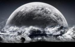 Awesome Moon Wallpaper 9680