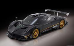 An awesome image of Pagani Zonda
