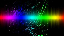 Awesome Paint Colorful Wallpaper Background Wallpaper