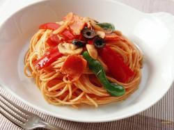 Wallpaper pasta food spaghetti
