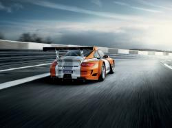 Awesome Porsche 911 Wallpaper