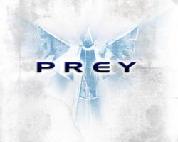 Prey Game Logo Wallpaper