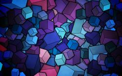 Awesome Shapes Wallpaper