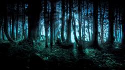 ... Spooky Wallpaper ...