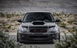 Awesome Subaru Impreza Wallpaper