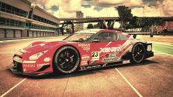 Cool Nissan Skyline Gt R Nascar Race Track Car Hd Wallpaper 1920x1080px