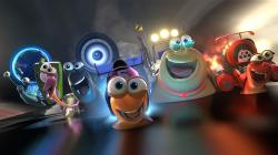 Awesome Turbo Movie Wallpaper 36768