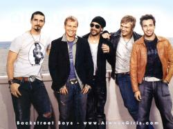 The Backstreet Boys Backstreet Boys <3