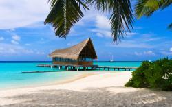 Christian Summer Beach Wallpaper: Wallpaper Bahamas Islands Beach Sand Summer Holiday Hd 1920x1200px