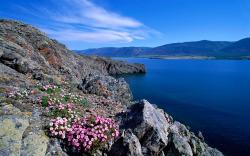 beautiful lake baikal russia high definition wallpaper