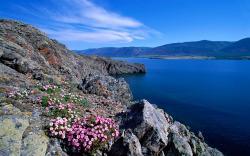 beautiful lake baikal russia high definition wallpaper