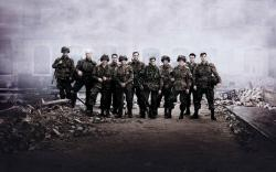 HD Wallpaper | Background ID:180369. 1920x1200 TV Show Band Of Brothers