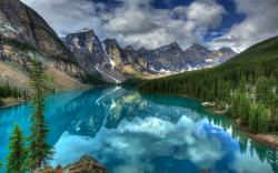 Banff National Park. National Park in Alberta, Canada