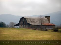 old barn desktop picture
