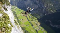 Base Jumping Widescreen 2 HD Wallpapers