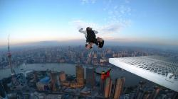 Sports - Parachuting Wallpaper