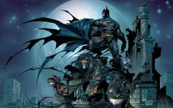 Wallpaper Batman Dc Comics 1680x1050px