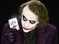 Batman Arkham City Joker Heath Ledger Wallpaper Hotos