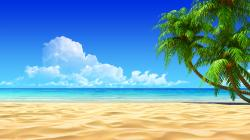 3D Wallpaper Widescreen High Resolution Beach For Desktop Background 13 HD Wallpapers