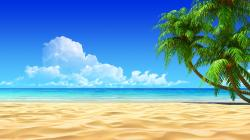 Beach HD Wallpaper 6468