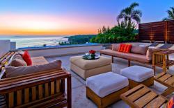Beach Outdoor Lounge