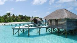 Maldives Beach Resort Wallpaper #69781 - Resolution 1920x1080 px