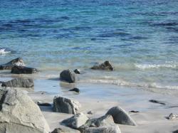 File:Giske beach rocks.jpg
