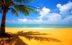 Beach-wallpapers-Beautiful Beach Scenery-wallpaper