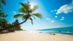 Beach Scenery 35 Desktop Wallpaper