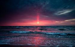 Stunning Beach Sunset