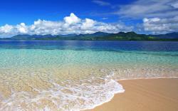 Hdwallpaperhd Wallpaper Fiji Beach 2560x1600px