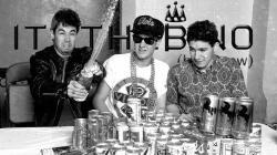 Beastie Boys Drinking