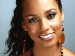 Alicia Keys beautiful wallpaper