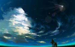 Anime Scenery Wallpaper (2)