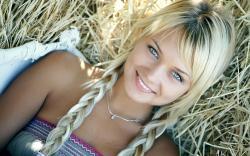 Latest Beautiful Blonde Girl