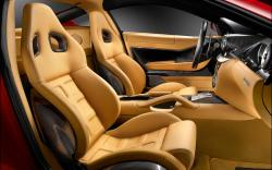 Beautiful Car Interior Wallpaper
