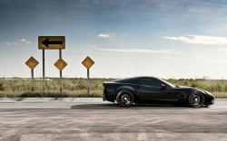 Beautiful Corvette Wallpaper