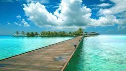 You can find Beautiful Dock Maldives Wallpapers in many resolution such as 1024×768, 1280×1024, ...