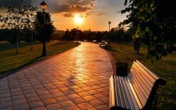HD Wallpapers Dream Summer 2012 - beautiful evening