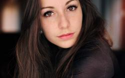 Beautiful Face Girl Portrait