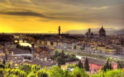 Beautiful Florence Wallpaper