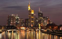Beautiful Frankfurt hd wallpaper
