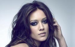 Beautiful Girl Hilary Duff Actress Portrait