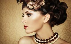 Girl Makeup Profile Style