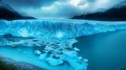 Gorgeous Azure Glacier HD wallpapers